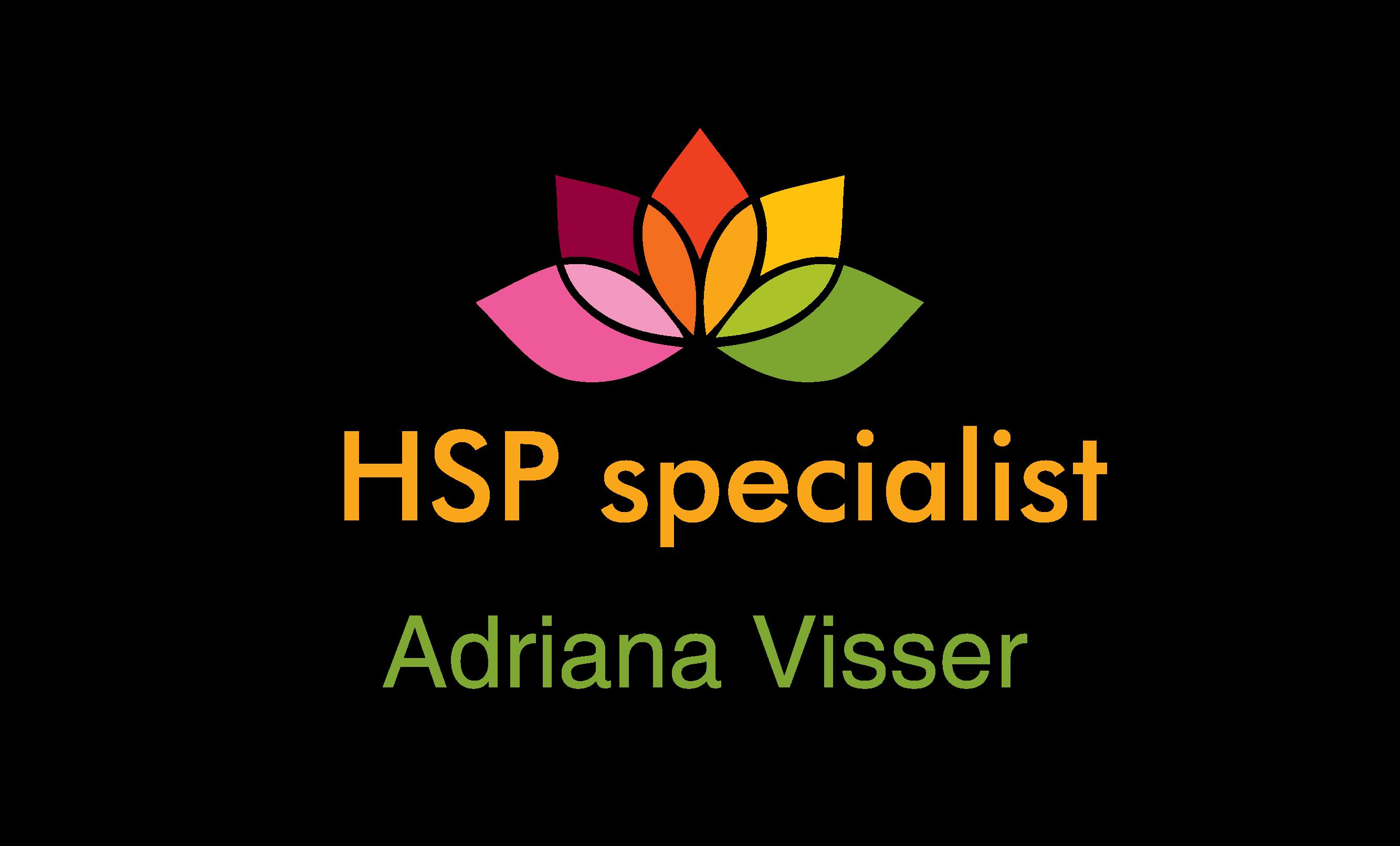Adriana Visser, HSP specialist, Leeuwarden & Online HSP coaching naar een blijvende doorbraak